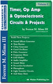 master publishing master publishing is an imprint publisher ofop amp, and optoelectronic circuits \u0026 projects forrest mims engineers mini notebook